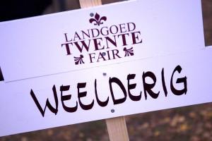 Route Landgoed Twente Fair